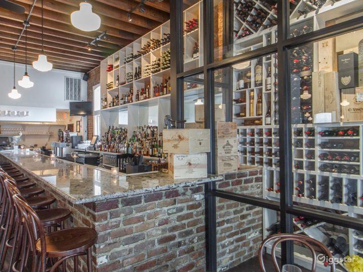 Sophisticated Restaurant in Louisiana (Full venue buyout)
