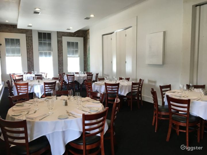Sophisticated Restaurant in Louisiana (Full venue buyout) Photo 3