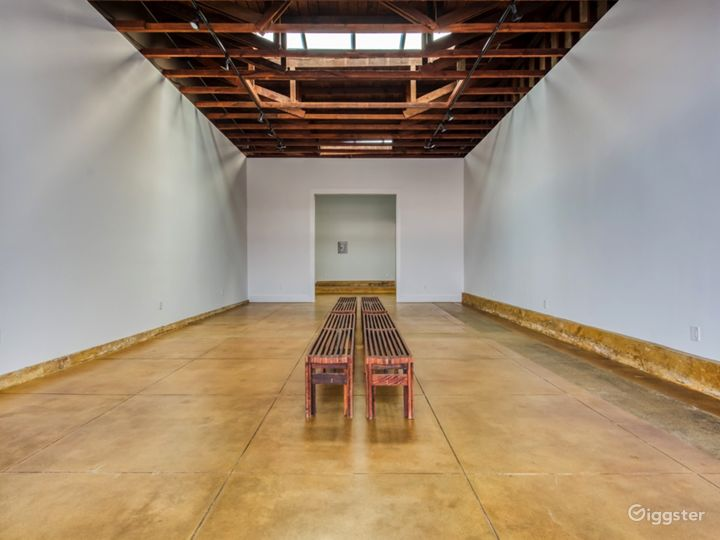 Beautiful Pop-up Gallery or Retail Event Space