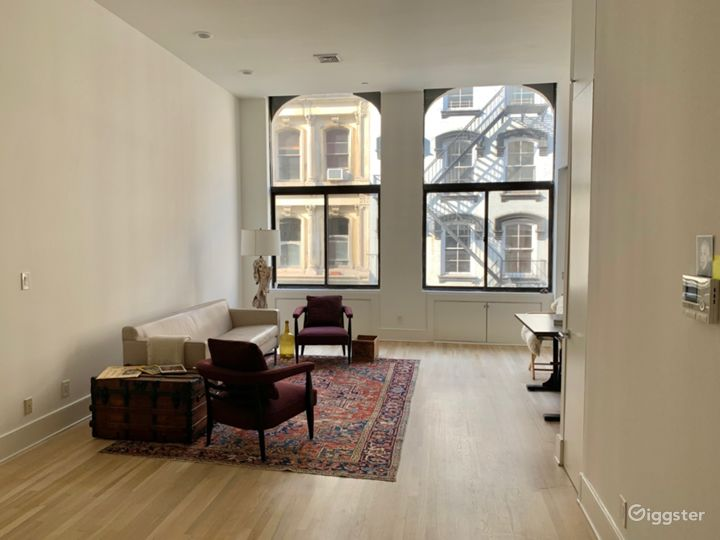 Modern Tribeca Loft with high ceilings Photo 2