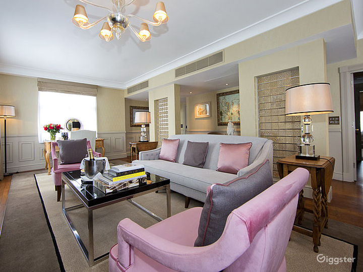 The Penthouse Suite in London Photo 2
