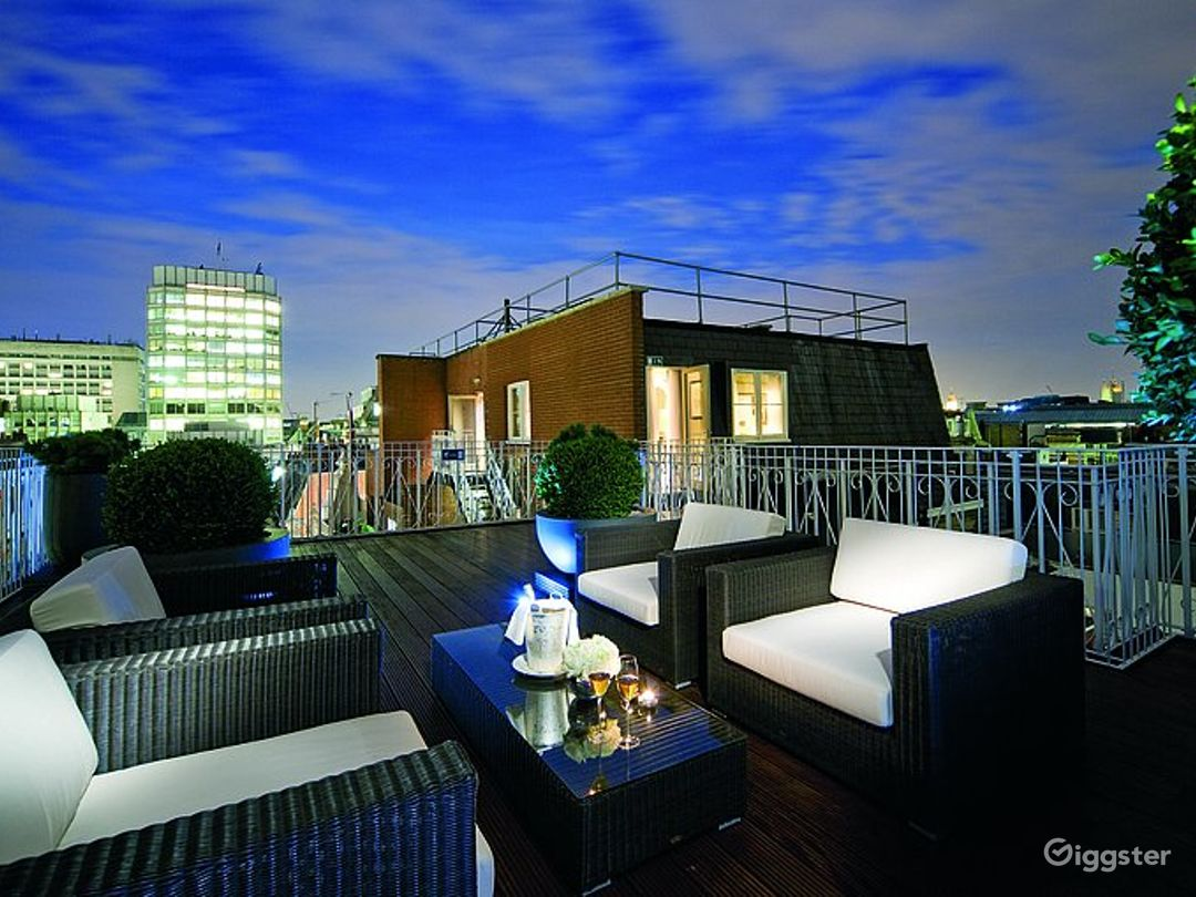 The Penthouse Suite in London Photo 1