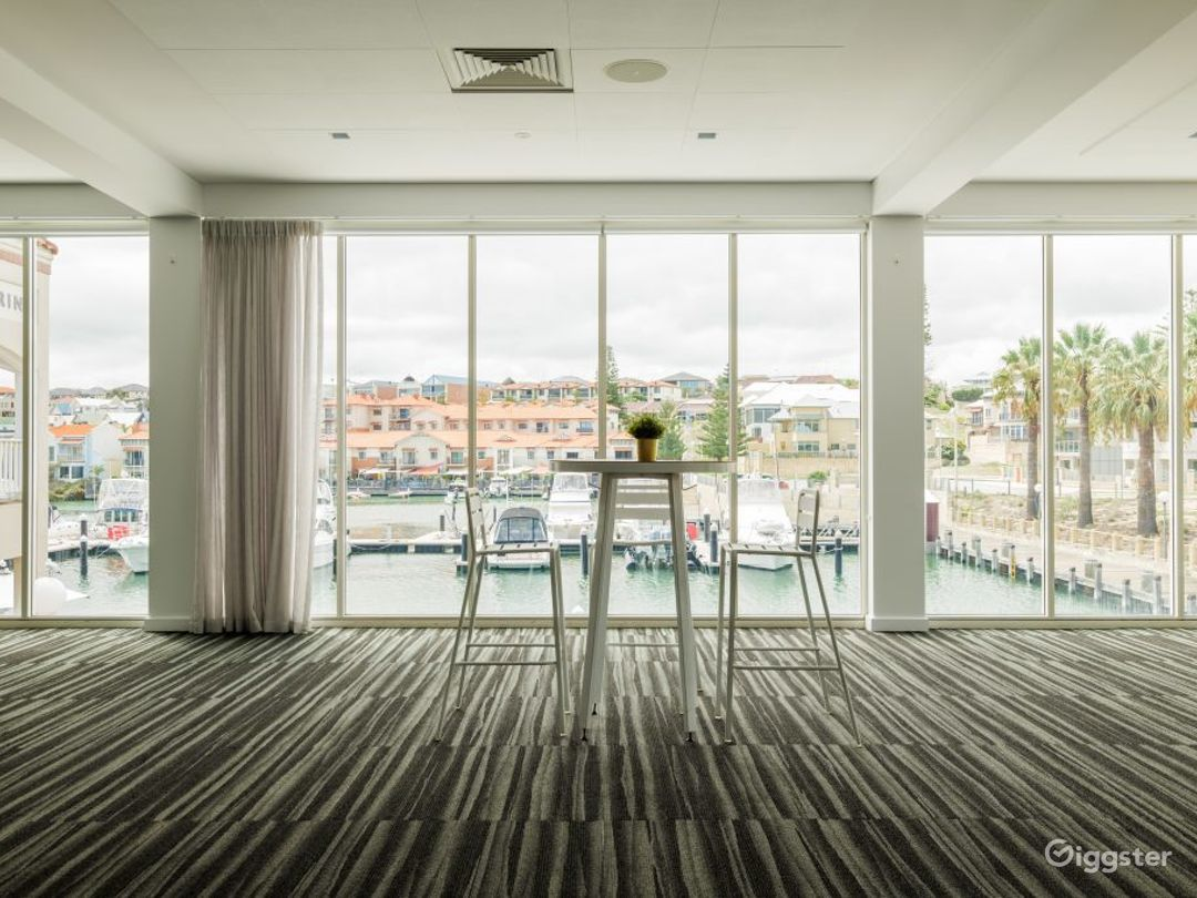 Modern Keys Suite with Floor to Ceiling Windows Photo 1
