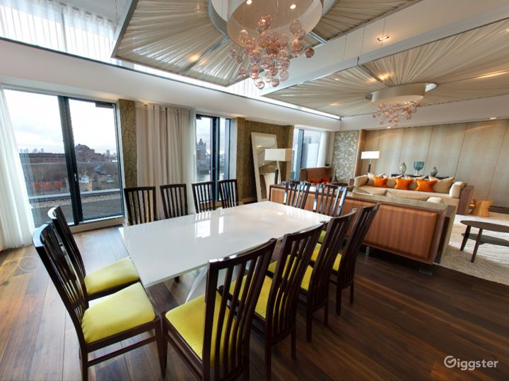 Cheval Three Quays -  Tower View Two Bedroom Penthouse in London Photo 5