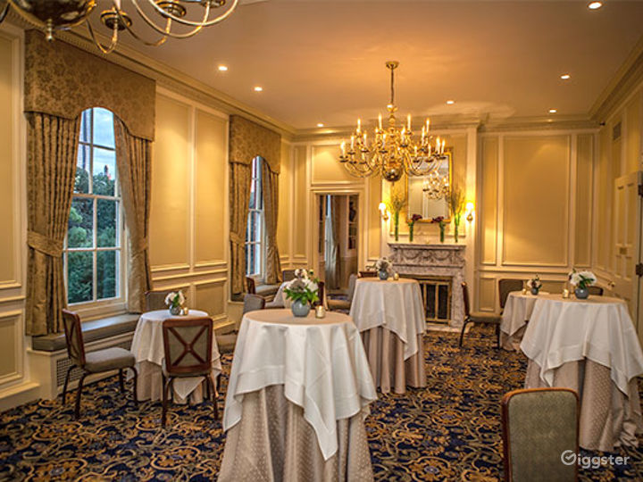 Classic Wedding Venue in Boston with Elegant Interiors Photo 3