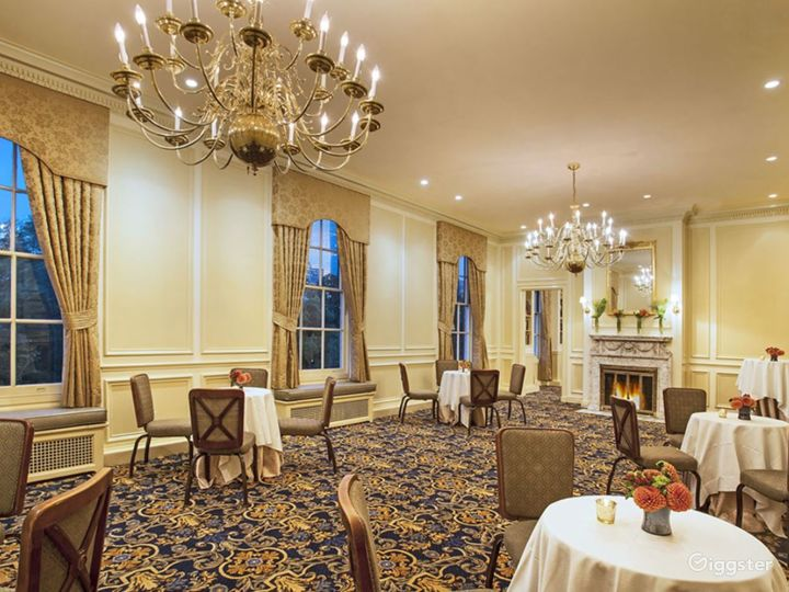Classic Wedding Venue in Boston with Elegant Interiors Photo 4
