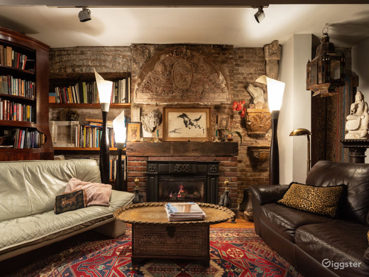 Exotic bohemian haven loft in Gramercy Photo 4