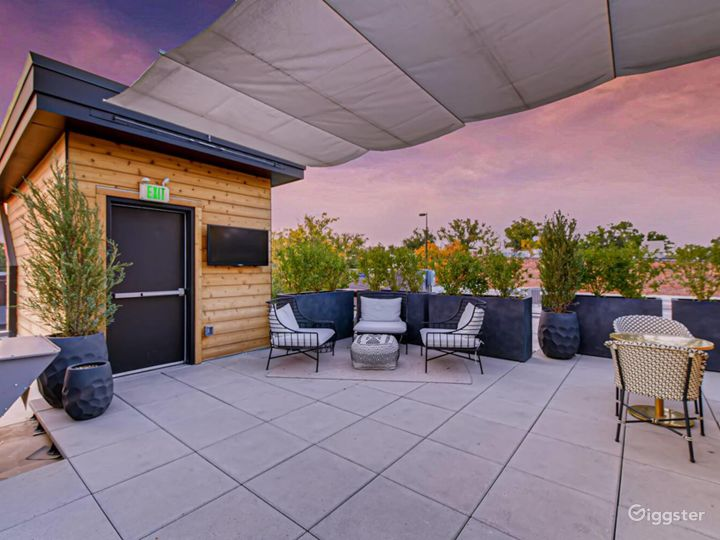 Rooftop Event Space (Outdoor/Patio Area) Photo 4