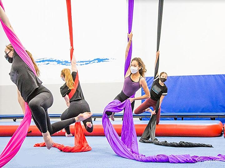 Acro/Aerial Gym Photo 3