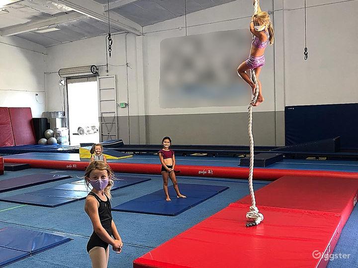 Acro/Aerial Gym Photo 5