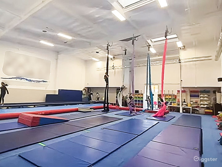 Acro/Aerial Gym Photo 2