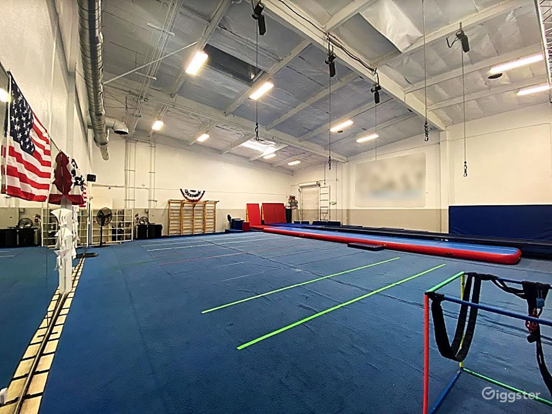 Acro/Aerial Gym Photo 1