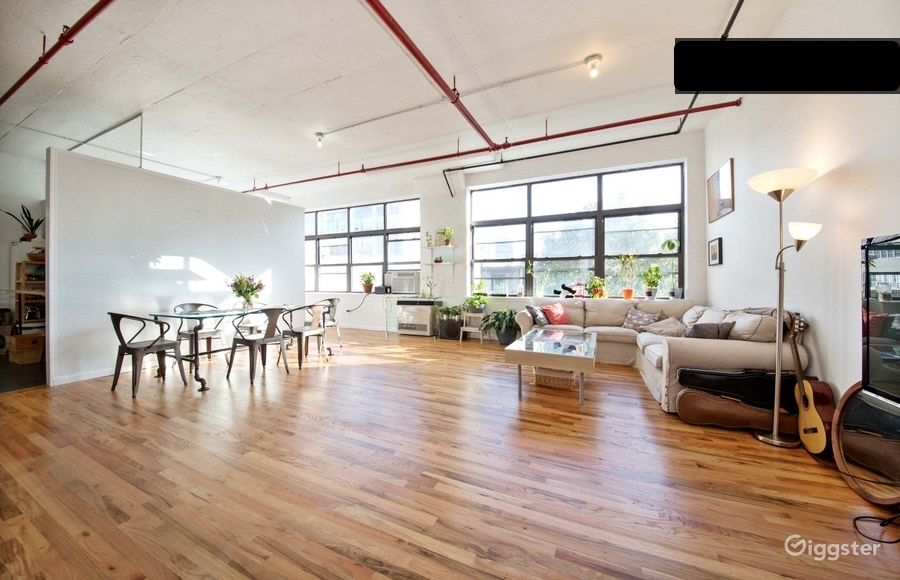 Rent Oversized Sun Drenched Williamsburg Loft Apartment Loft Or