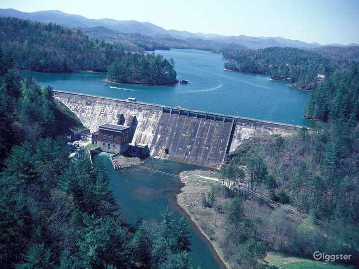 Lake Burton Dam Photo 5