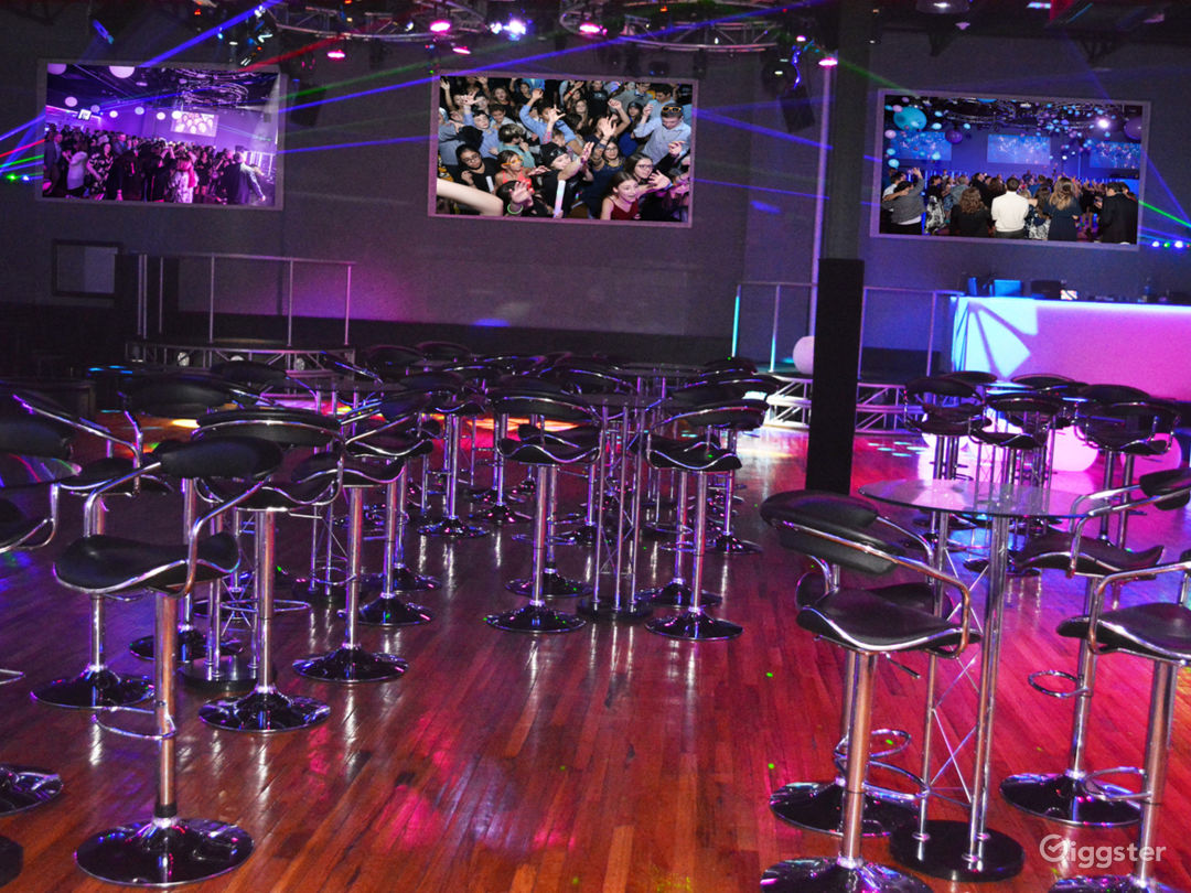 """""""NYC"""" Nightclub Style Space for Film/Photo Shoots Photo 1"""