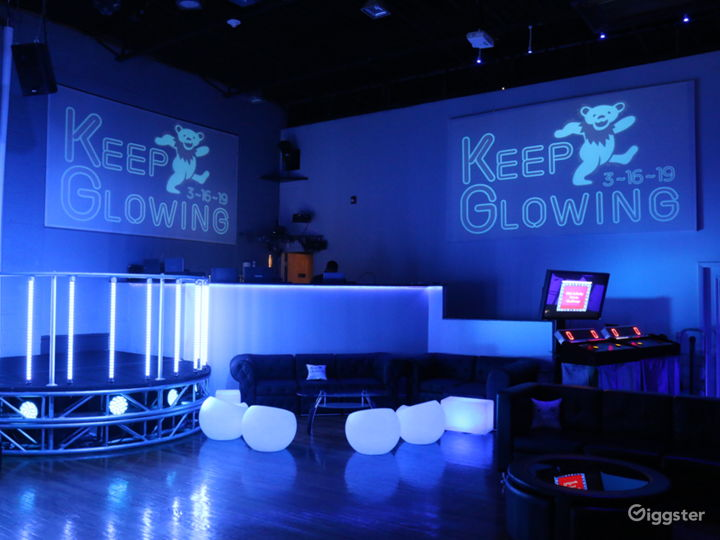 """""""NYC"""" Nightclub Style Space for Film/Photo Shoots Photo 5"""