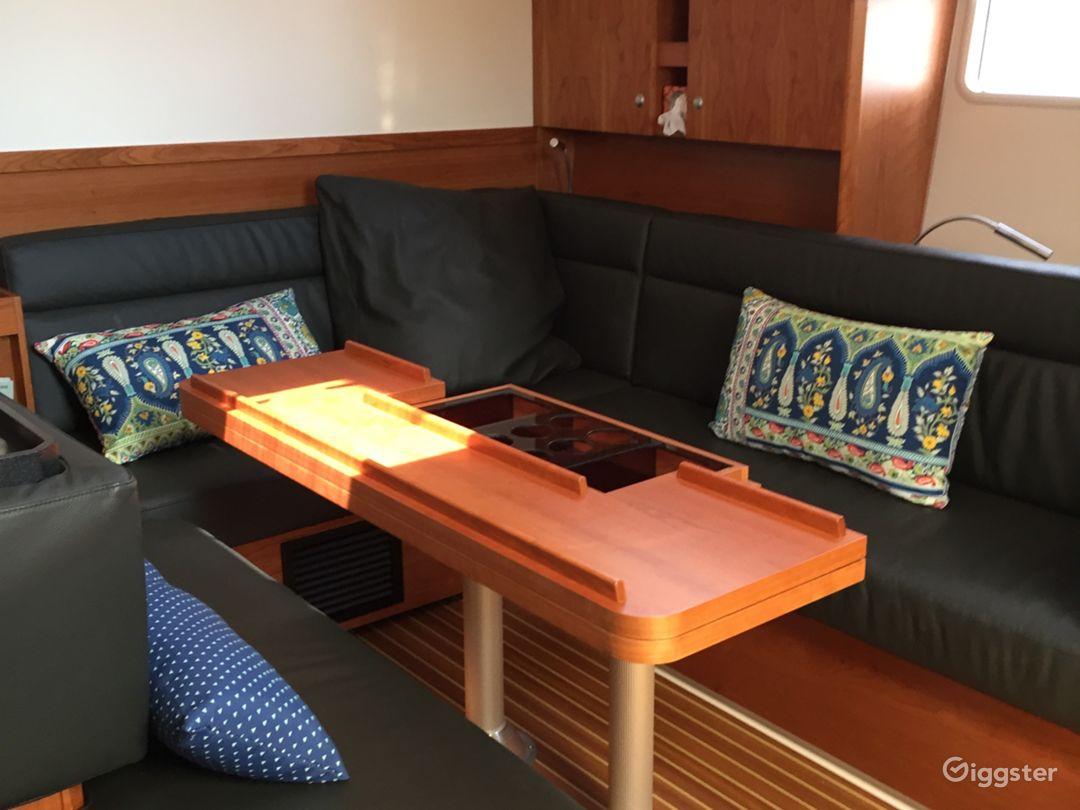 Luxurious Sailboat Photo 4