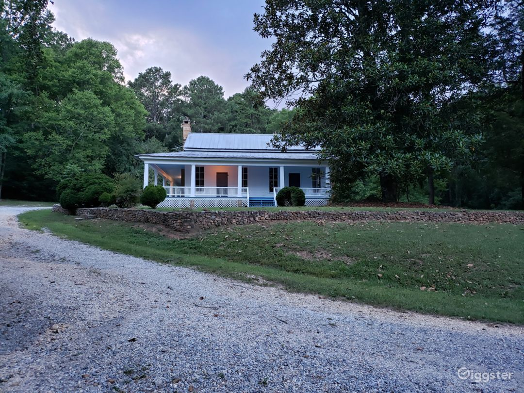 Historic 160+ year-old farmhouse with 34 acres
