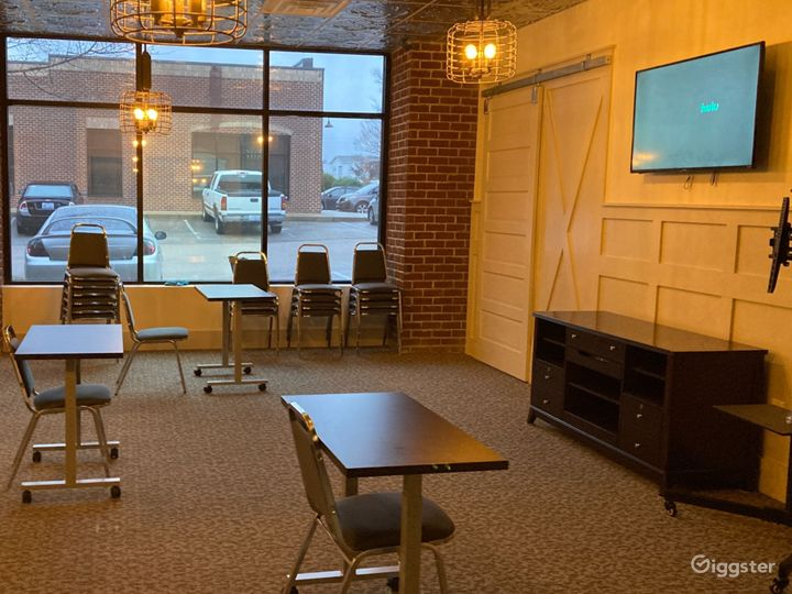 Fully Equipped Meeting Venue in Downtown Rolesville Photo 5
