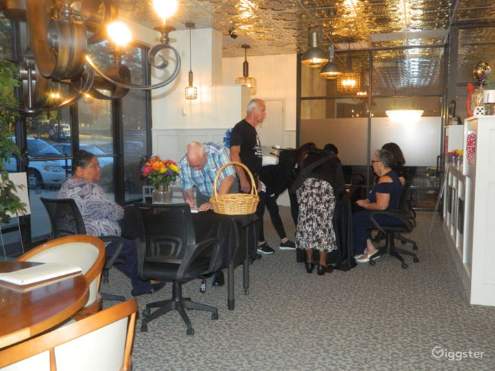 Fully Equipped Meeting Venue in Downtown Rolesville Photo 3