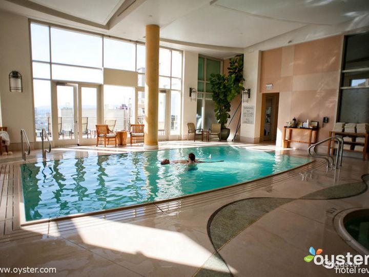 Award-Winning Indoor Spa Pool Photo 4