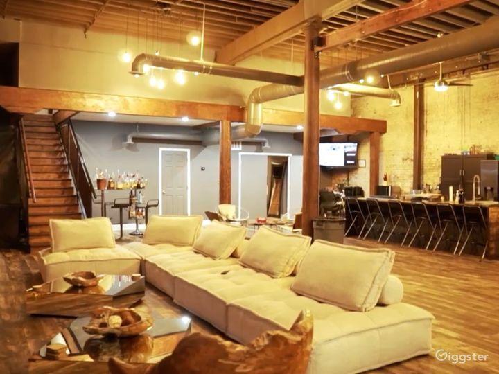 Luxury Loft in Castleberry Hill