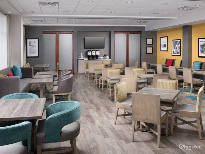 Lavishly Elegant Restaurant in Miami