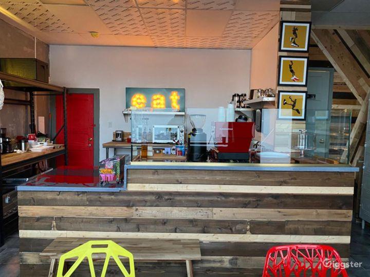 Coffee Shop - Café Photo 3