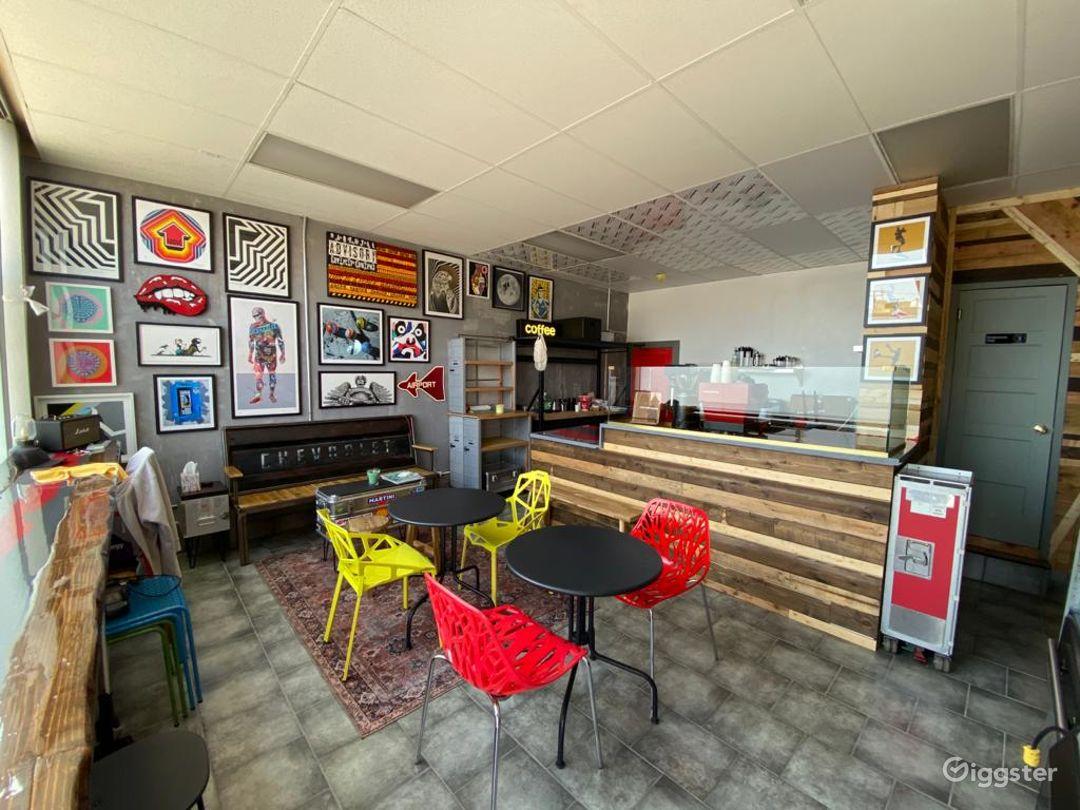 Coffee Shop - Café Photo 1