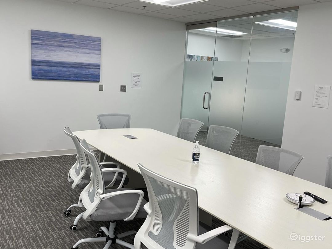 Fully Equipped Conference Room Photo 1