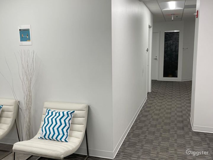 Fully Equipped Conference Room Photo 3