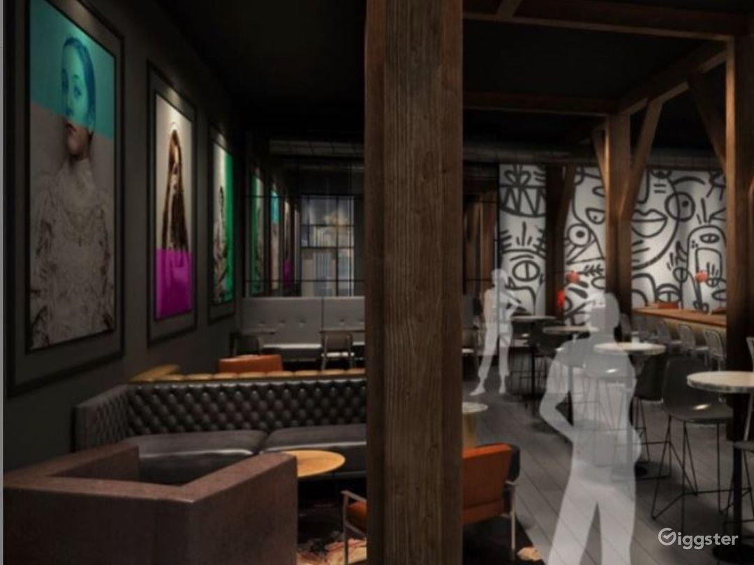 Cozy and Chic Second Floor Lounge and Distillery  Photo 1