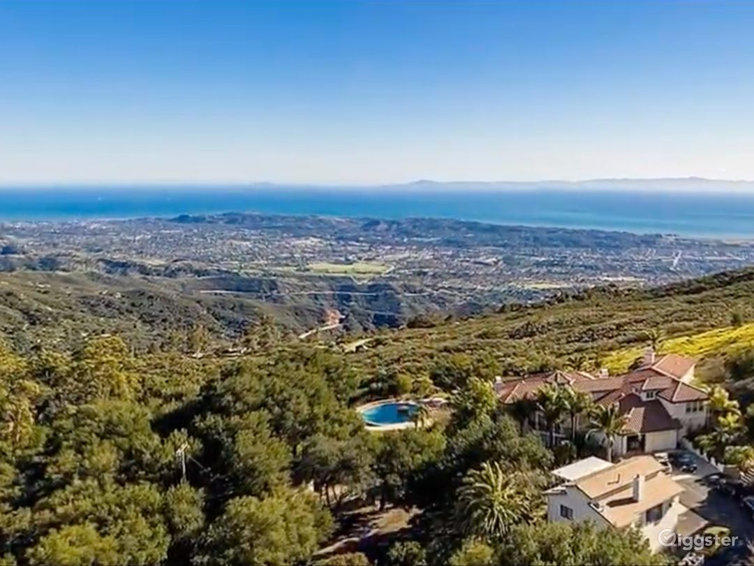 Santa Barbara Hilltop with Ocean Views Photo 5