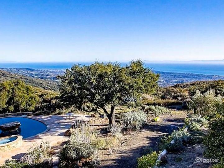 Santa Barbara Hilltop with Ocean Views Photo 4