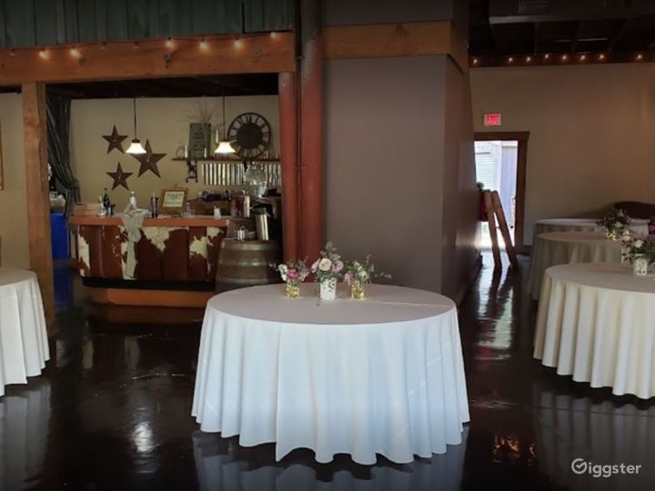 Spacious and Enchanting Event Space Photo 5