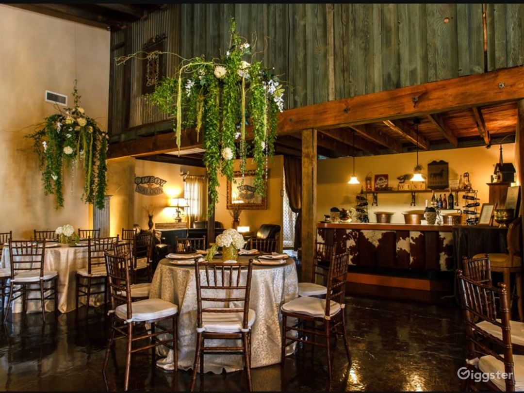 Spacious and Enchanting Event Space Photo 1