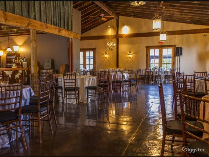 Spacious and Enchanting Event Space Photo 2