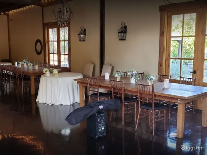 Spacious and Enchanting Event Space Photo 3
