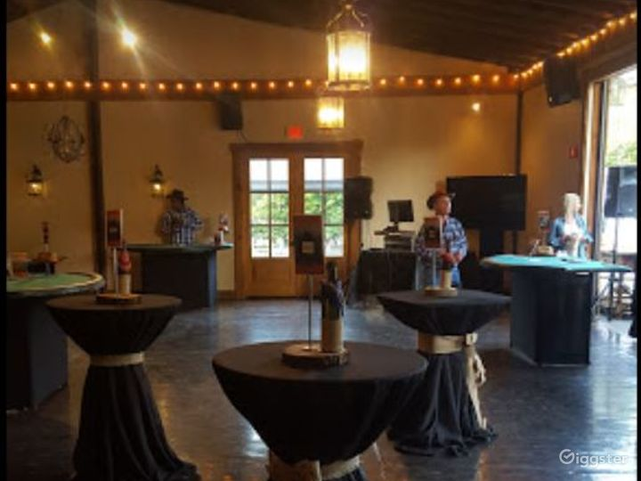 Spacious and Enchanting Event Space Photo 4