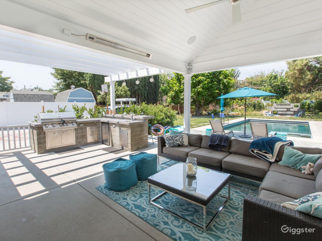 Stunning Resort Style Cape Cod Photo 3