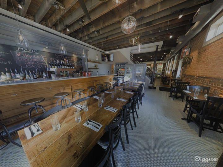 Beautiful and Stunning Restaurant in Baltimore (Full Buyout) Photo 3