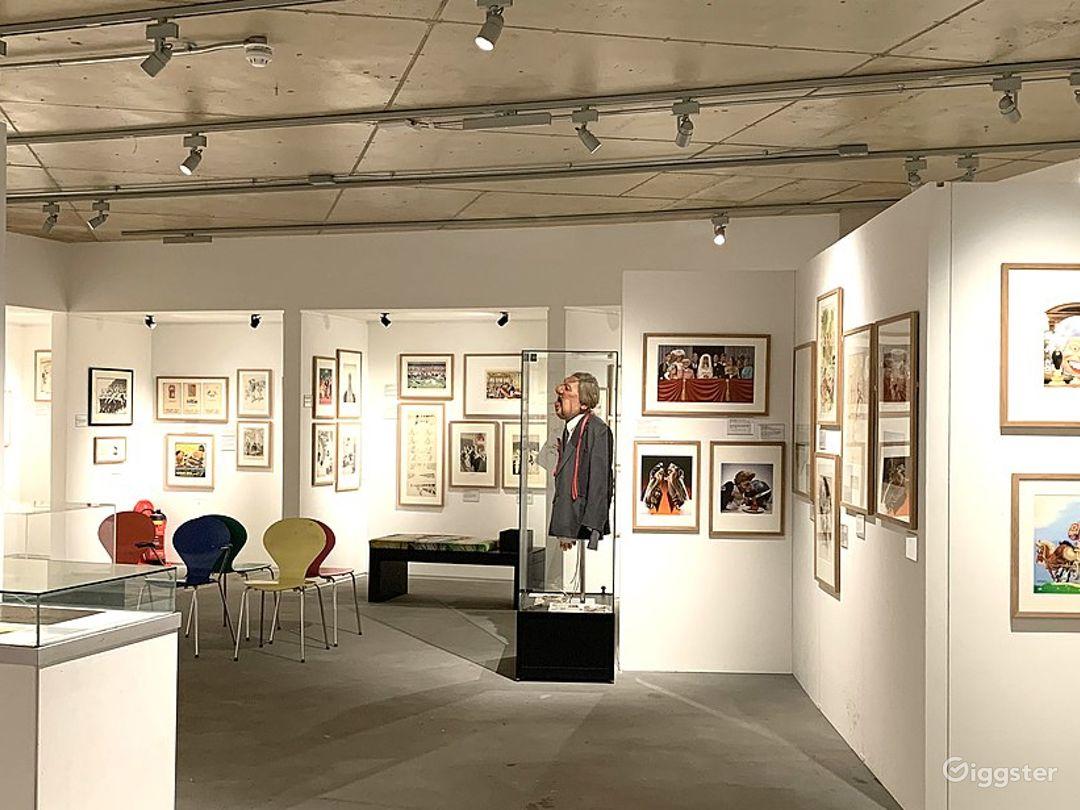 The Cartoon Museum in London Photo 1