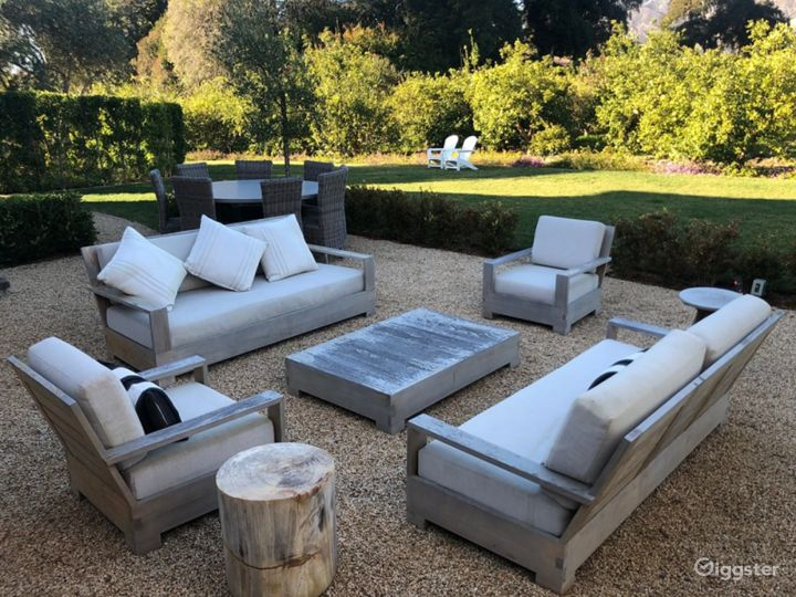 Charming Country House in Montecito Photo 5