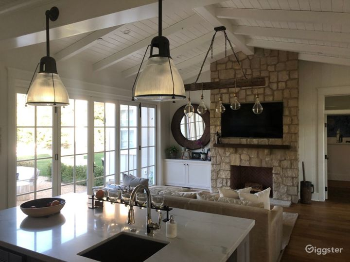 Charming Country House in Montecito Photo 2