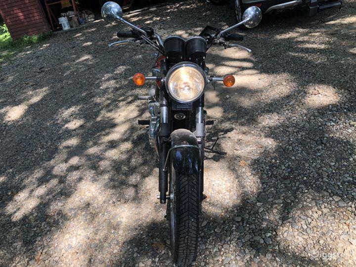 2003 Triumph T100 Photo 3