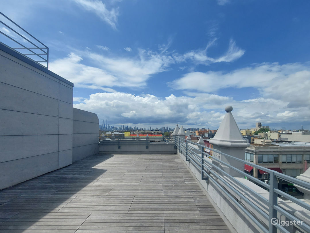 Amazing Rooftop with Skyline View  Photo 1