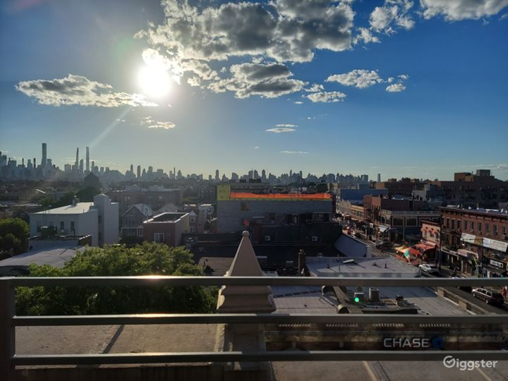 Amazing Rooftop with Skyline View  Photo 5