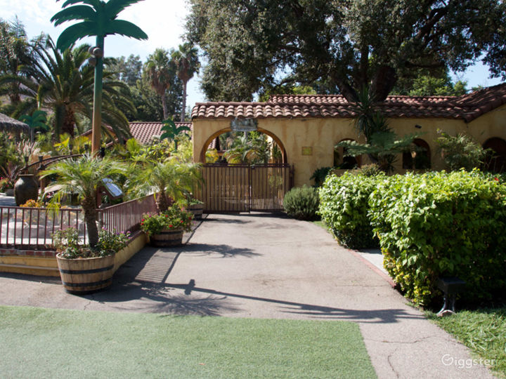 Pet Ranch with several pools and Spanish style Photo 3
