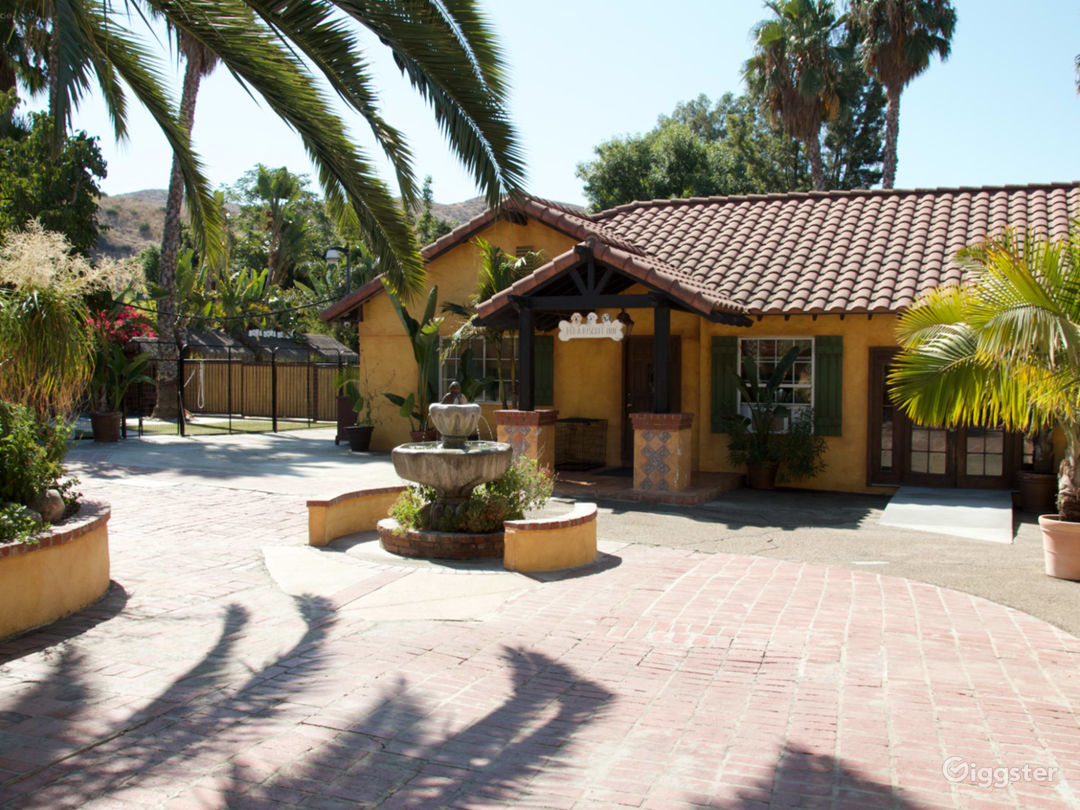 Pet Ranch with several pools and Spanish style Photo 2