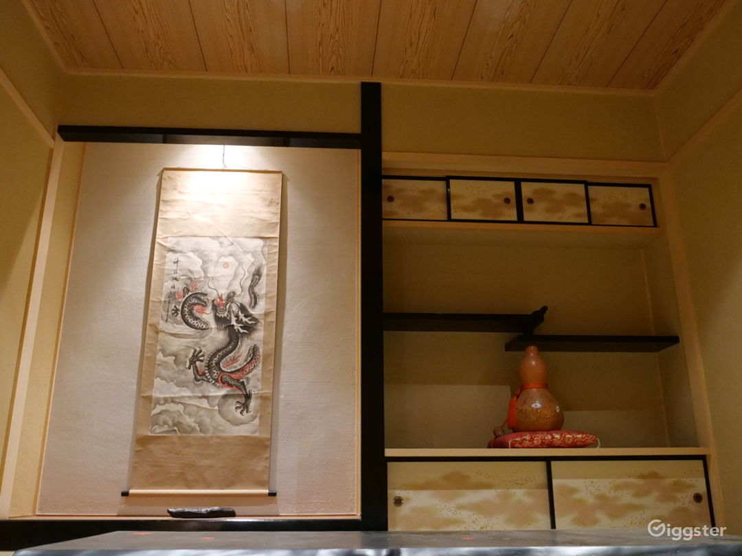 Japanese Room Washitsu Tea Room Japan Room Tatami Zabuton